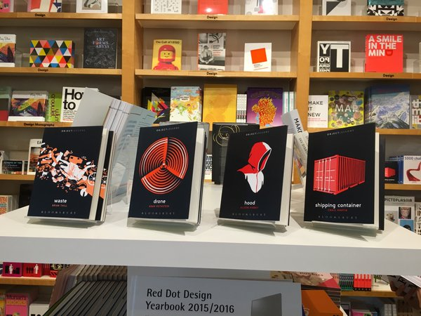 at SF Moma store