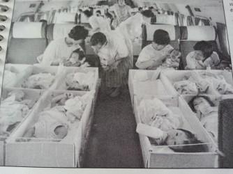 babies airplane